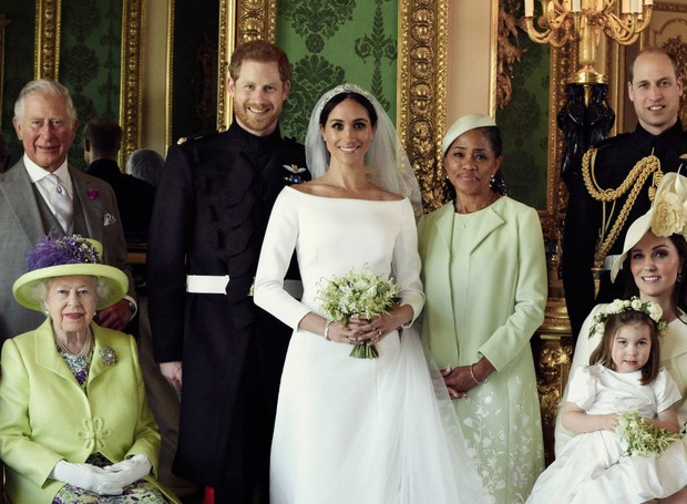 NEWS EDITORIAL USE ONLY. NO COMMERCIAL USE. NO MERCHANDISING, ADVERTISING, SOUVENIRS, MEMORABILIA or COLOURABLY SIMILAR. NOT FOR USE AFTER 31 DECEMBER 2018 WITHOUT PRIOR PERMISSION FROM KENSINGTON PALACE. NO CROPPING. Copyright in the photograph is vested (Foto: PA Wire/PA Images)