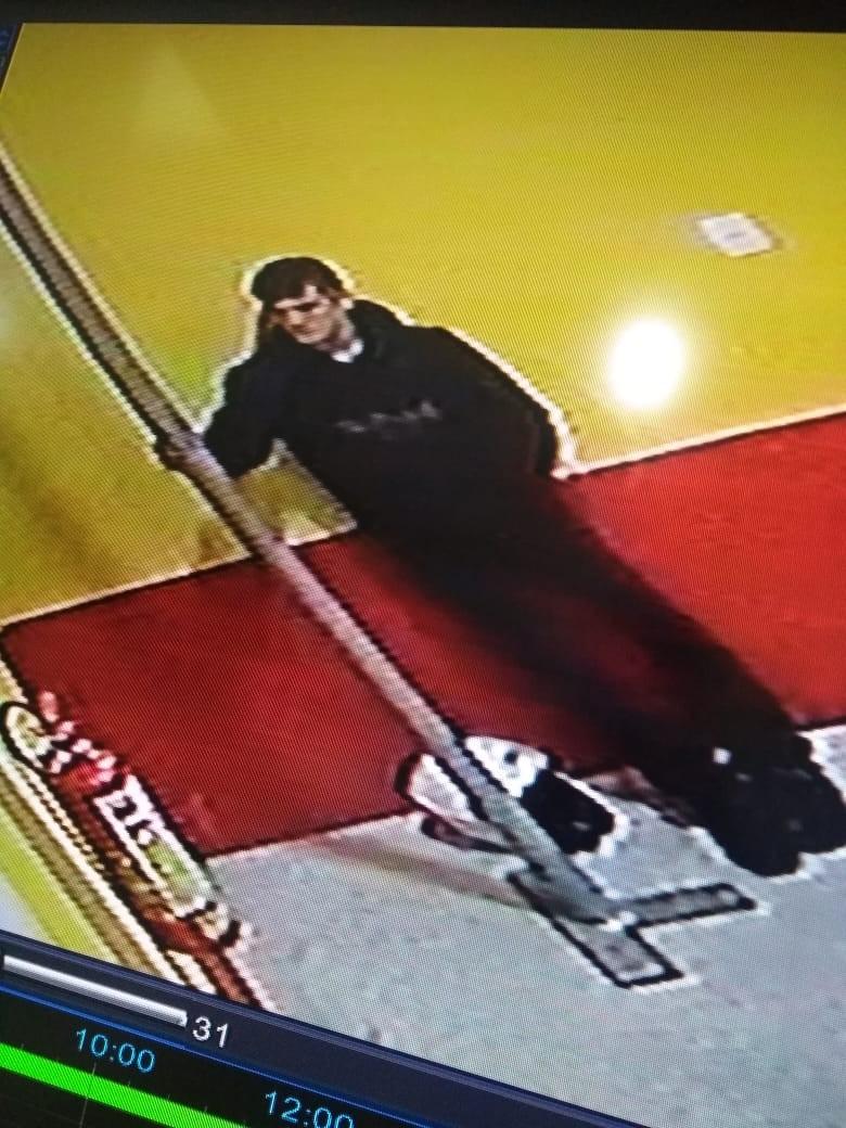 Homem furta quartel do Corpo de Bombeiros em Porto Belo - Noticias