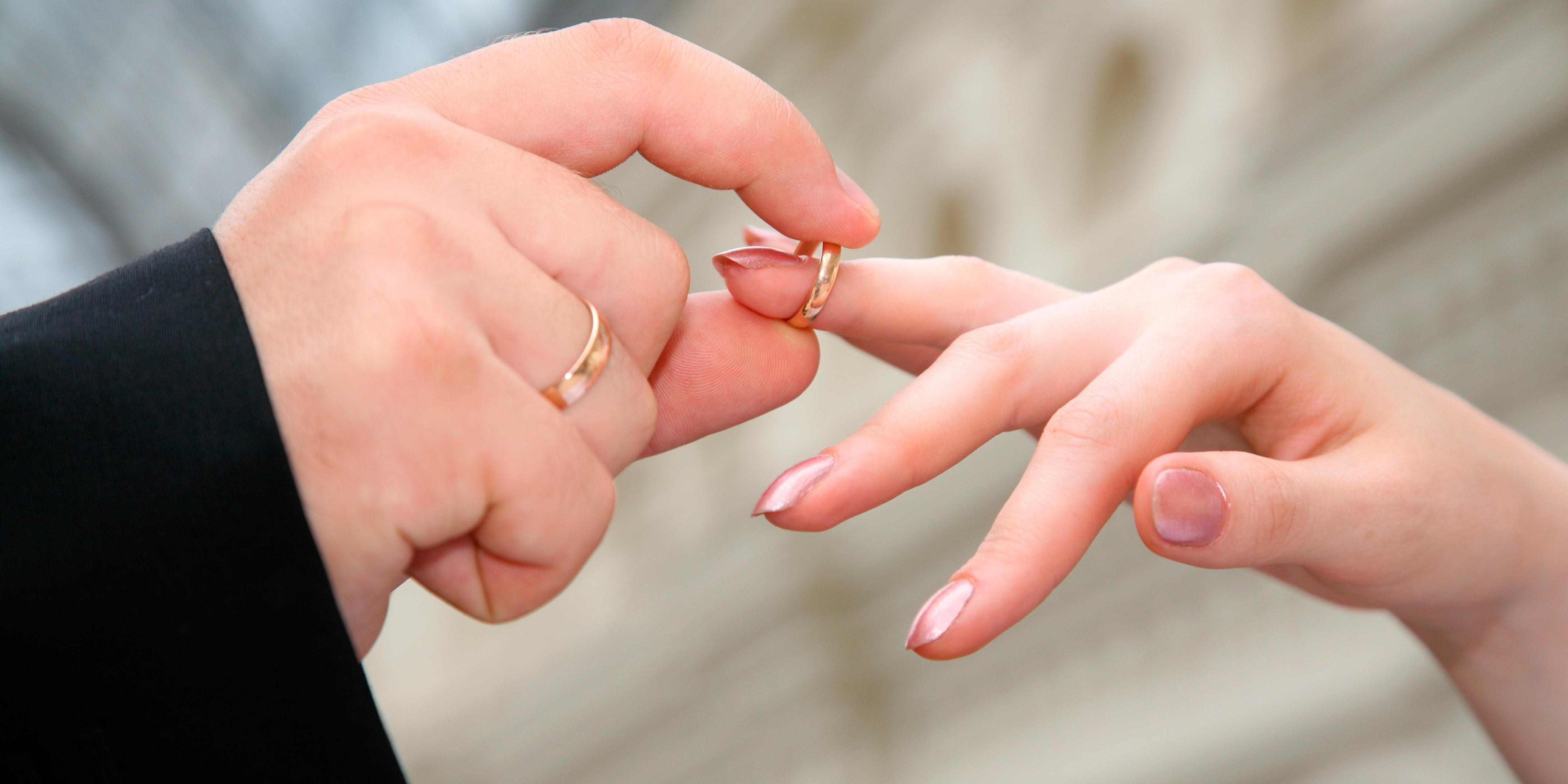 Inscrições para casamento comunitário estão abertas em Aracaju