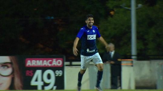 São Bento 4x1 Londrina: veja os gols e os melhores lances do jogo da 37ª rodada da Série B