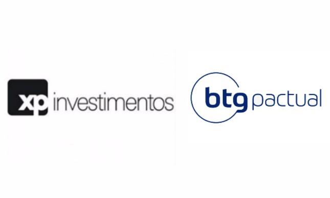 XP Investimentos e BTG