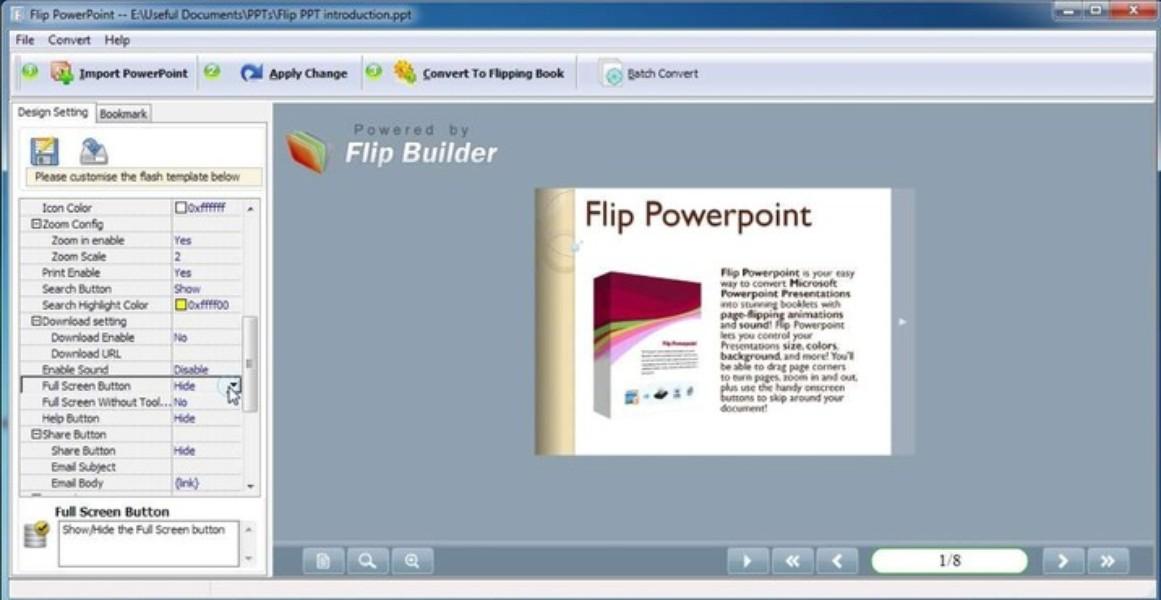 a pdf flip powerpoint download techtudo