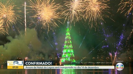 Confirmada inauguração da Árvore da Lagoa em dezembro