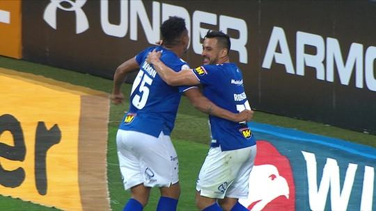 """Éderson explica lance do gol do Cruzeiro e revela cobrança: """"Se parasse, matava você!"""""""