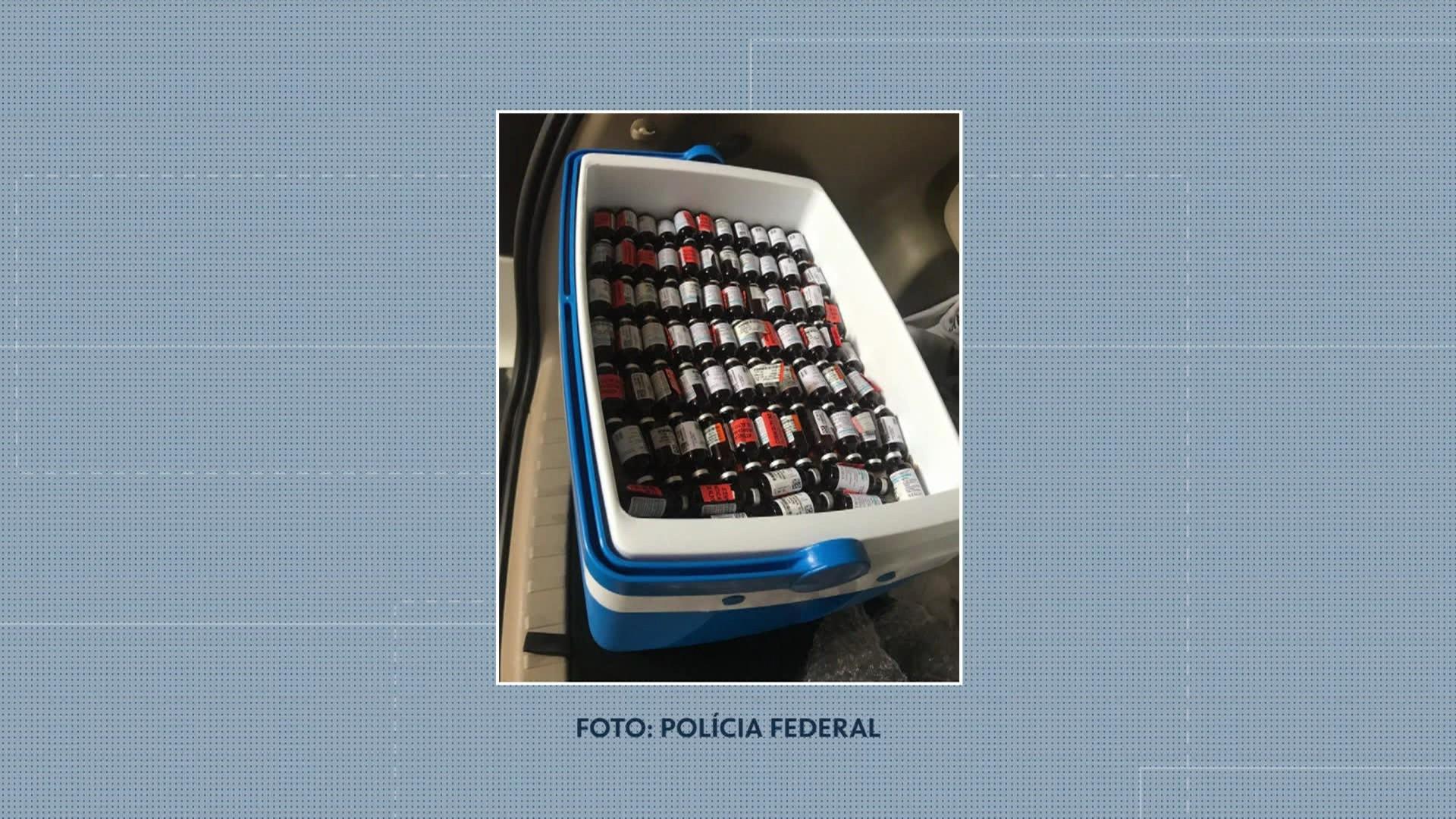 Investigação da PF aponta desvio de medicamentos da Santa Casa de SP - Notícias - Plantão Diário