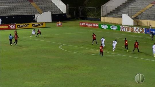 Veja os gols de Globo FC 2 x 1 ABC