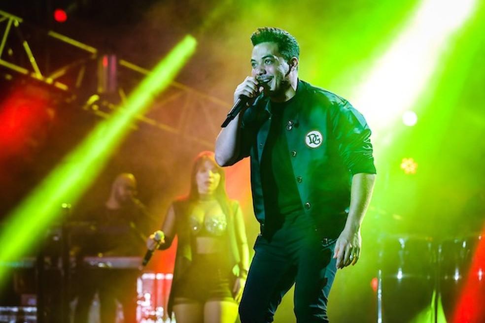 Wesley Safadão — Foto: Marcos Nagelstein/Agência Preview