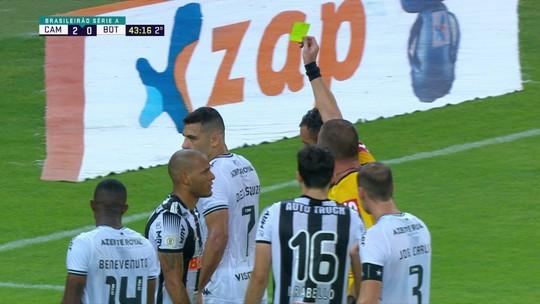 Análise: Luís Henrique é a estrela solitária de um frágil Botafogo no Mineirão e dá esperança