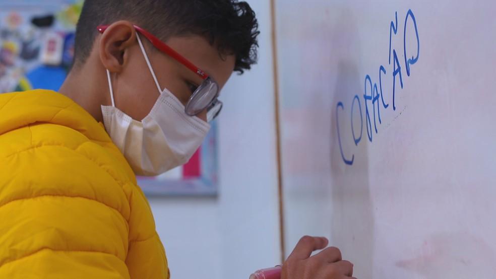 Apae realiza Semana da Pessoa com Deficiência Intelectual e Múltipla — Foto: Reprodução / RBS TV
