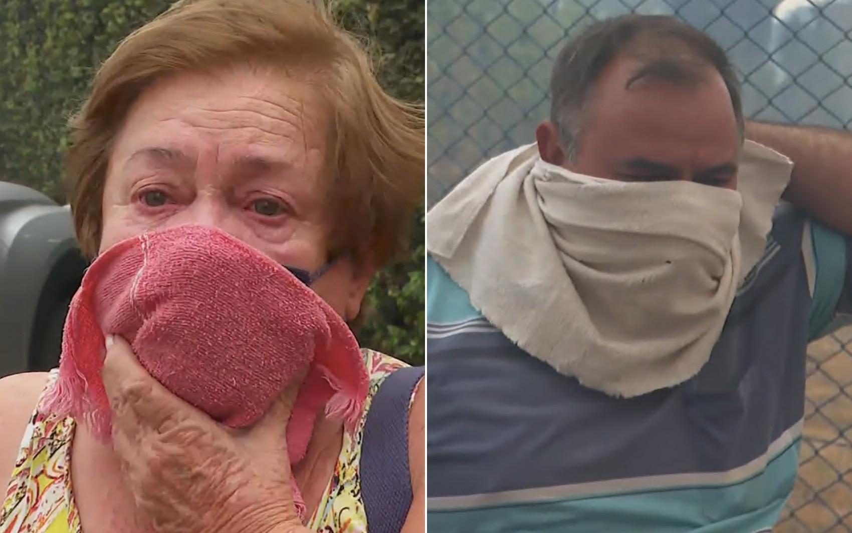 Moradores enfrentam dia de medo e prejuízo em Batatais, SP, após cidade ser cercada por queimadas
