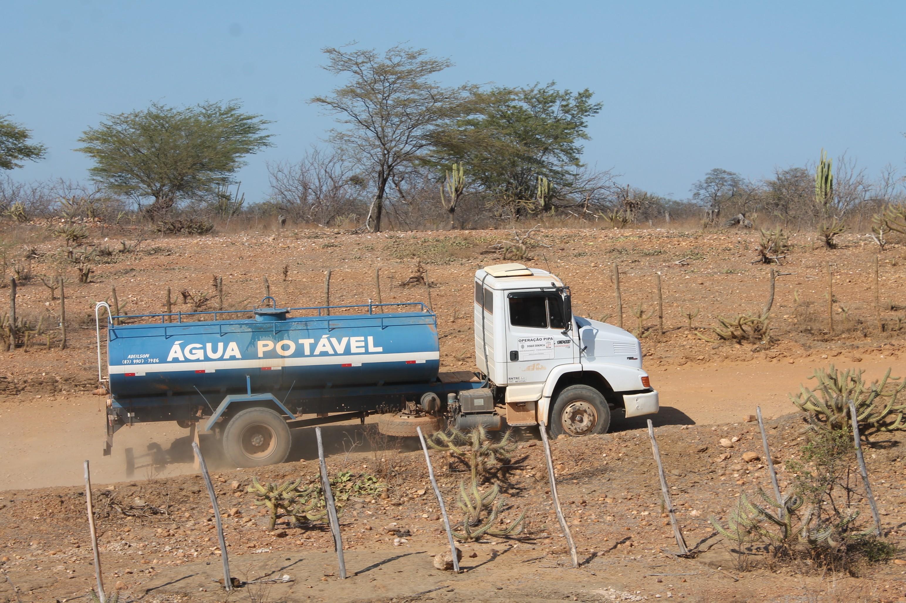 Mais dois municípios entram na lista dos que estão em situação de emergência por conta da seca - Noticias