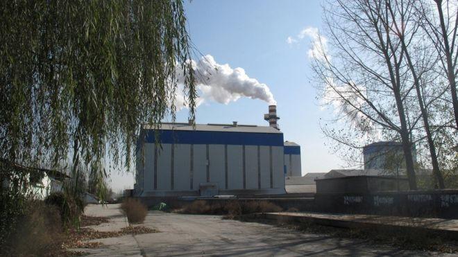Cientistas detectaram a volta na produção do gás CFC-11, cuja fabricação é banida (Foto: Reuters via BBC)