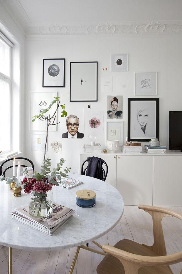 Decoração do signo de libra: como adequar a decoração para os librianos (Foto: Arquivo Casa Vogue)