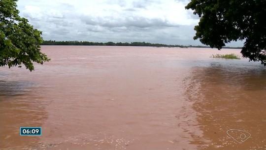 Nível do Rio Doce sobe cerca de 40 centímetros em um dia no ES