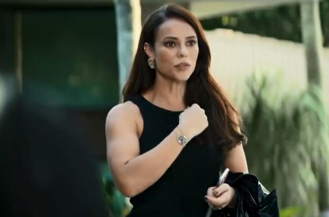 Paolla Oliveira é Virgínia em 'A dona do pedaço' (Foto: Reprodução)