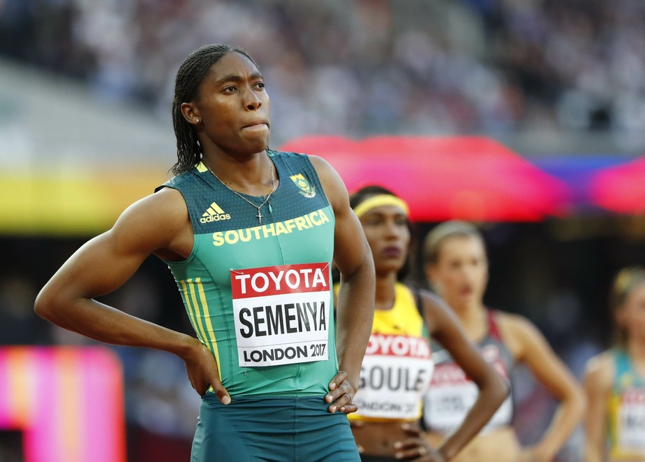 Semenya perde processo na Corte Arbitral do Esporte e não poderá correr entre as mulheres