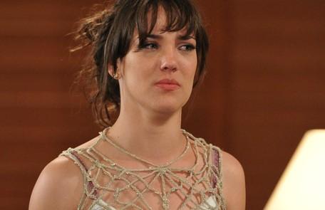 No sábado, Patrícia (Adriana Birolli) vai descobrir que Alexandre (Rodrigo Hilbert) e Ellen (Josie Pessoa) estão namorando Globo