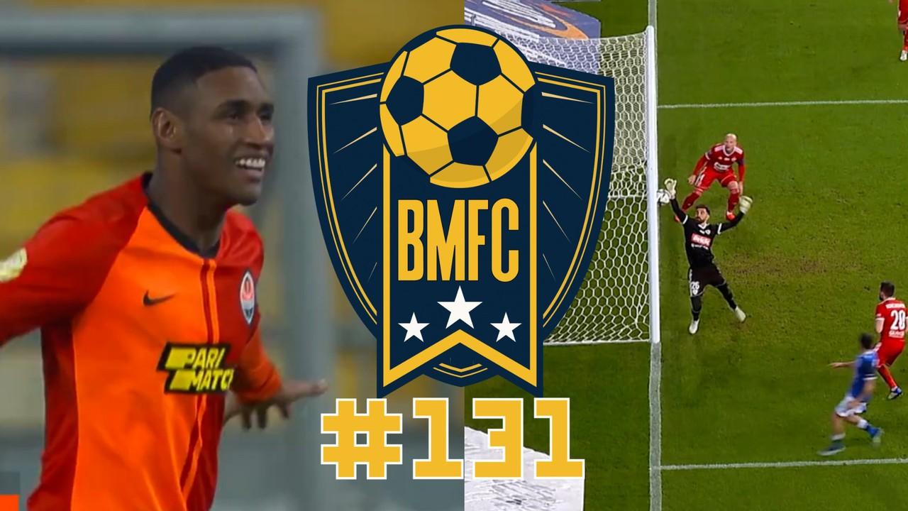 BMFC #131: Defesaça bizarra, gol doloroso na Dinamarca e pintura de ex-gremista
