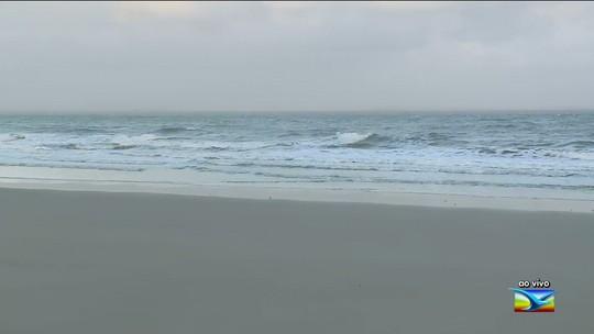 Sema divulga laudo sobre balneabilidade das praias em São Luís