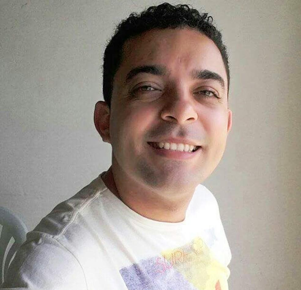 Professor, Judson Rodrigues de Castro dava aulas de geografia — Foto: Arquivo Pessoal