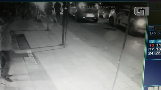 Vídeo mostra atropelamento de cinco pessoas na Grande Natal; um morreu