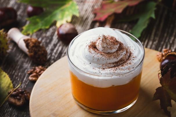 Doce de abóbora com coco (Foto: Thinkstock)