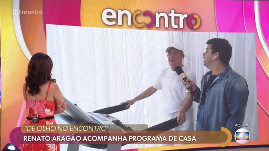 Renato Aragão fala sobre sucesso na internet: 'Me confundo todo, mas estou aprendendo'
