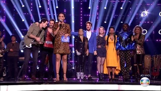 'PopStar': Jeniffer Nascimento, João Côrtes, Renata Capucci, Mouhamed Harfouch e Sergio Guizé vão para final