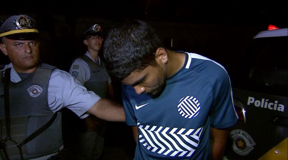 Ex-marido da vítima confessou crime em Dumont, SP, diz polícia — Foto: Chico Escolano/EPTV
