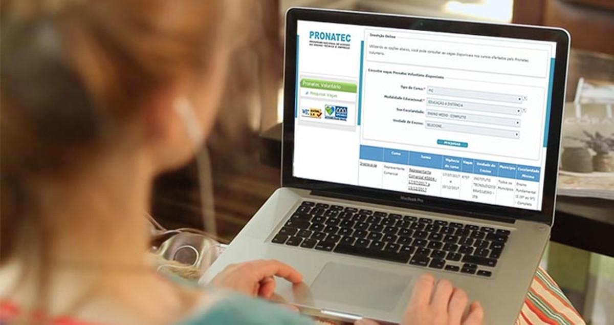 Inscrições para cursos do Pronatec seguem até segunda em Limeira, SP