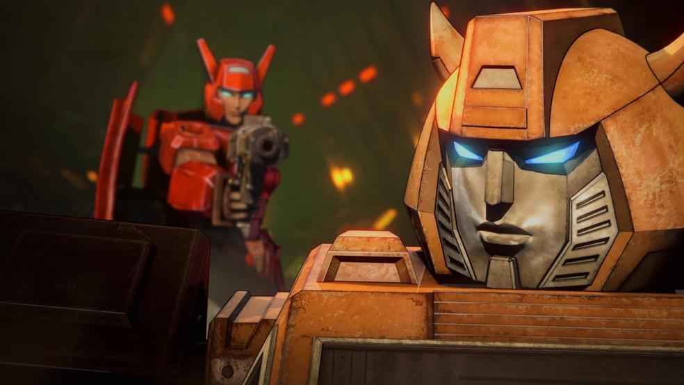 Anime 'Transformers - War For Cybertron Trilogy' está entre os lançamentos de julho da Netflix — Foto: Divulgação/Netflix