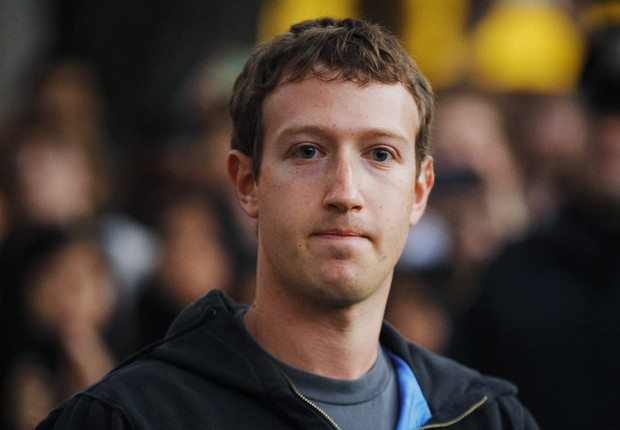 Mark Zuckerberg, CEO do Facebook (Foto: Brian Snyder/REUTERS)