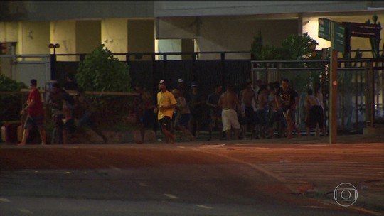 Moradores e turistas reclamam da falta de policiamento no Rio