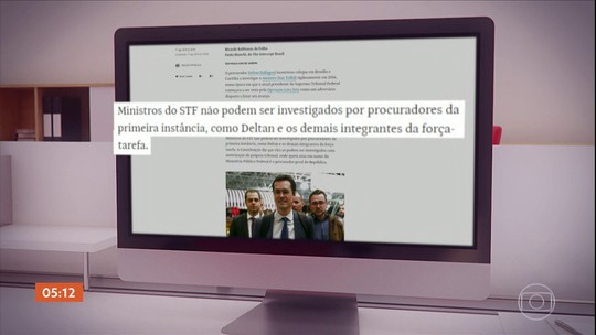 Ministro do STF determina entrega de cópia de inquérito sobre a Operação Spoofing
