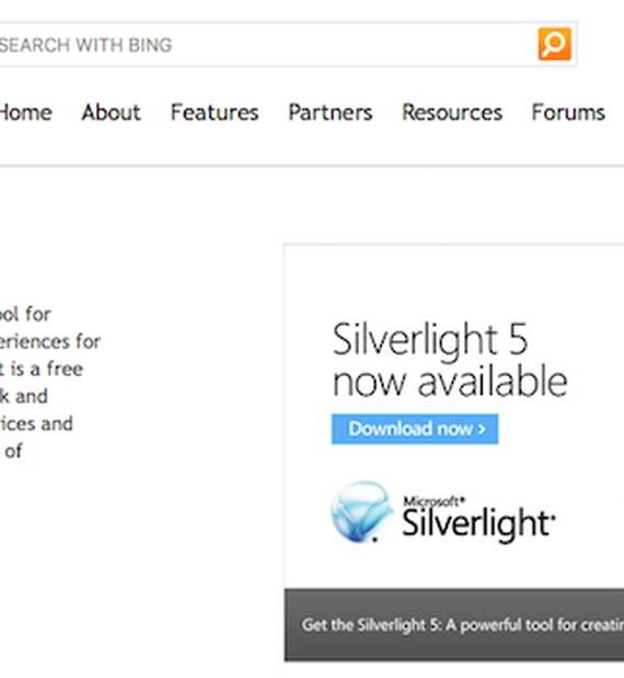 Microsoft Silverlight | Download | TechTudo