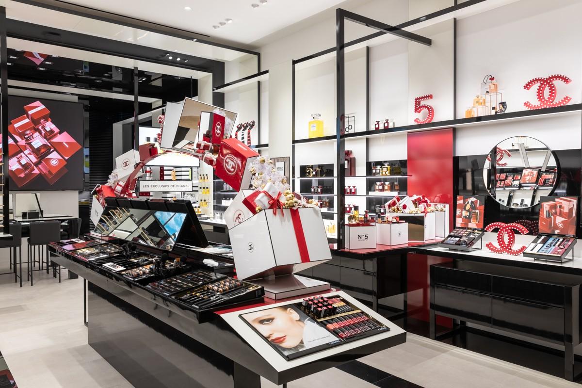 CHANEL F&B | Nova Boutique Campinas (Foto: Divulgação)