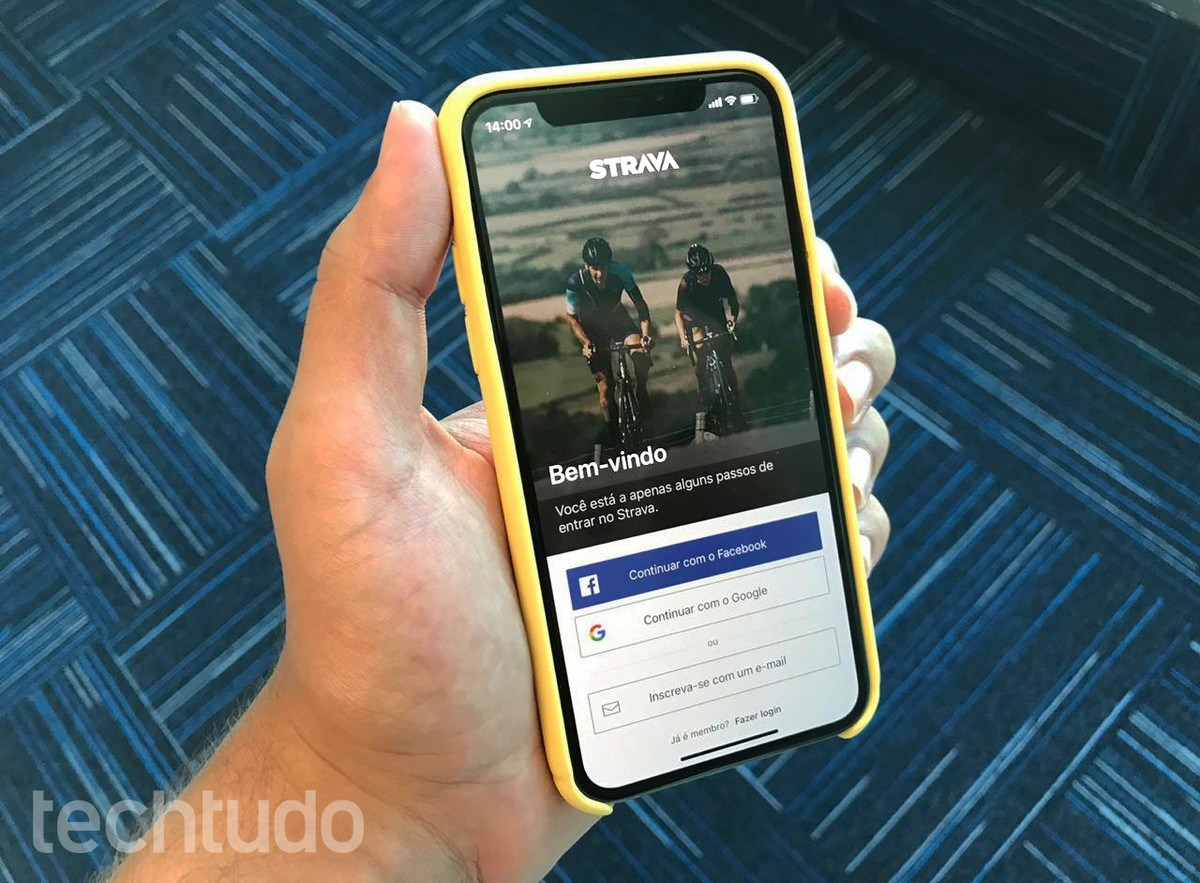 App para corrida e caminhada offline: saiba como usar o Strava no