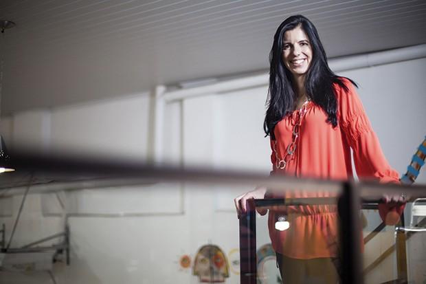 Fiamma Zarife (Foto: Raquel Cunha/Folhapress)
