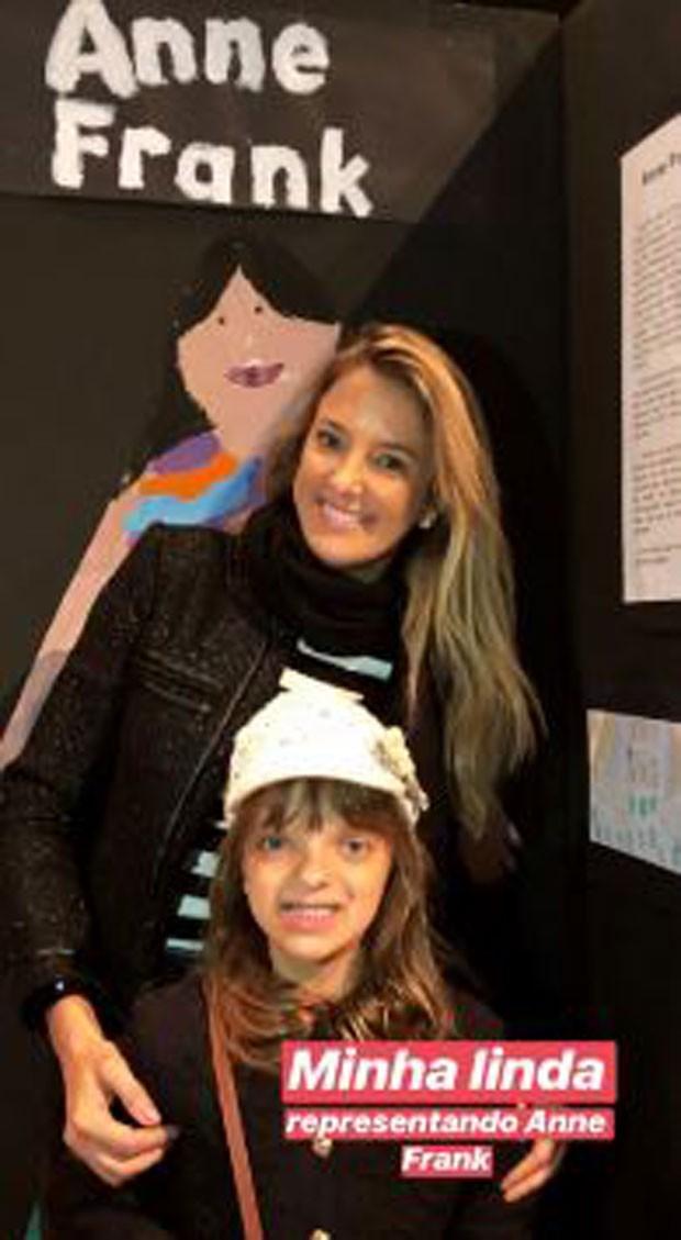 Ticiane Pinheiro e Rafinha (Foto: Reprodução/Instagram)