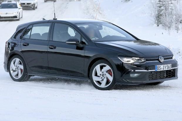 Volkswagen Golf GTI será lançado no primeiro semestre de 2020 (Foto: AutoMedia/Autoesporte)