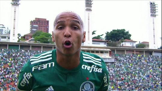 """""""Moleque do bem"""" e """"coração gigante"""": elenco do Palmeiras elogia Deyverson"""