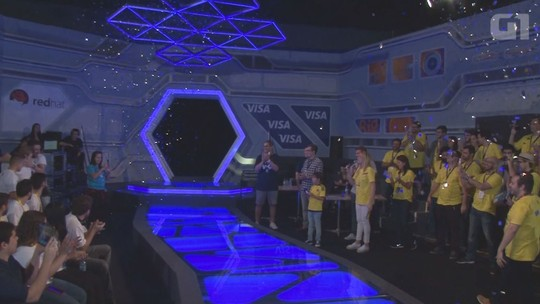 VÍDEO: Veja como foram os dois dias da Hackathon Globo; app que cria memes venceu disputa