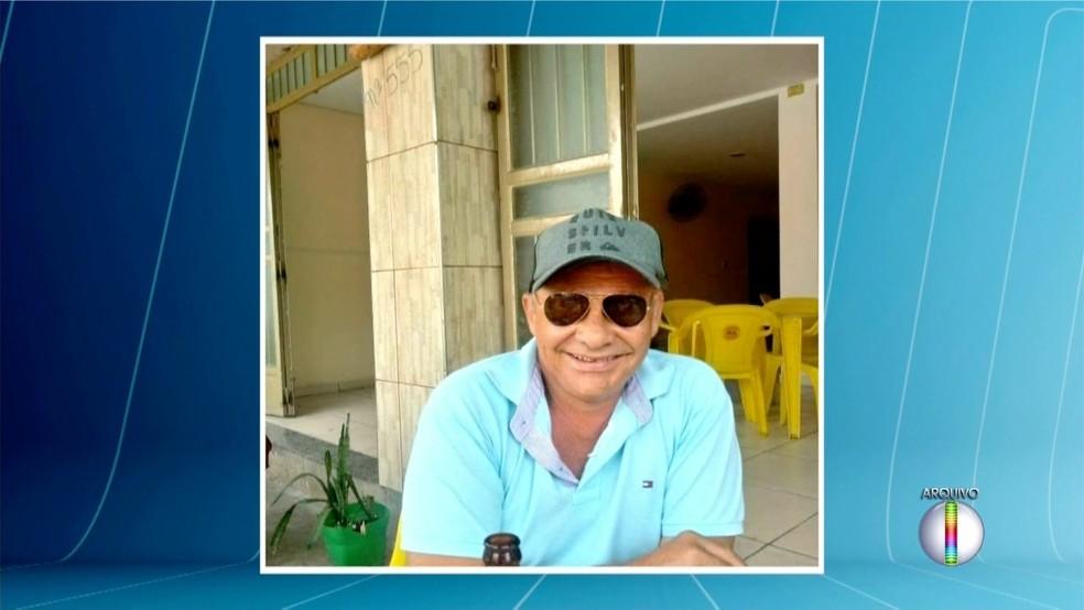 Paulo teve o corpo carbonizado — Foto: Reprodução/Inter TV dos Vales