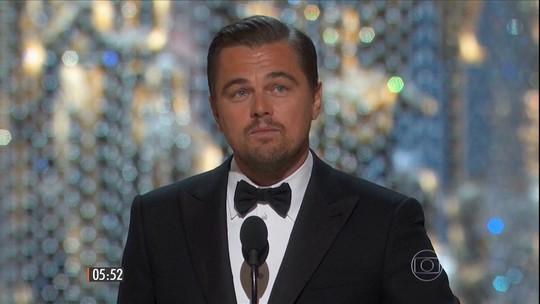 Leonardo DiCaprio e 'Spotlight' vencem principais prêmios do Oscar
