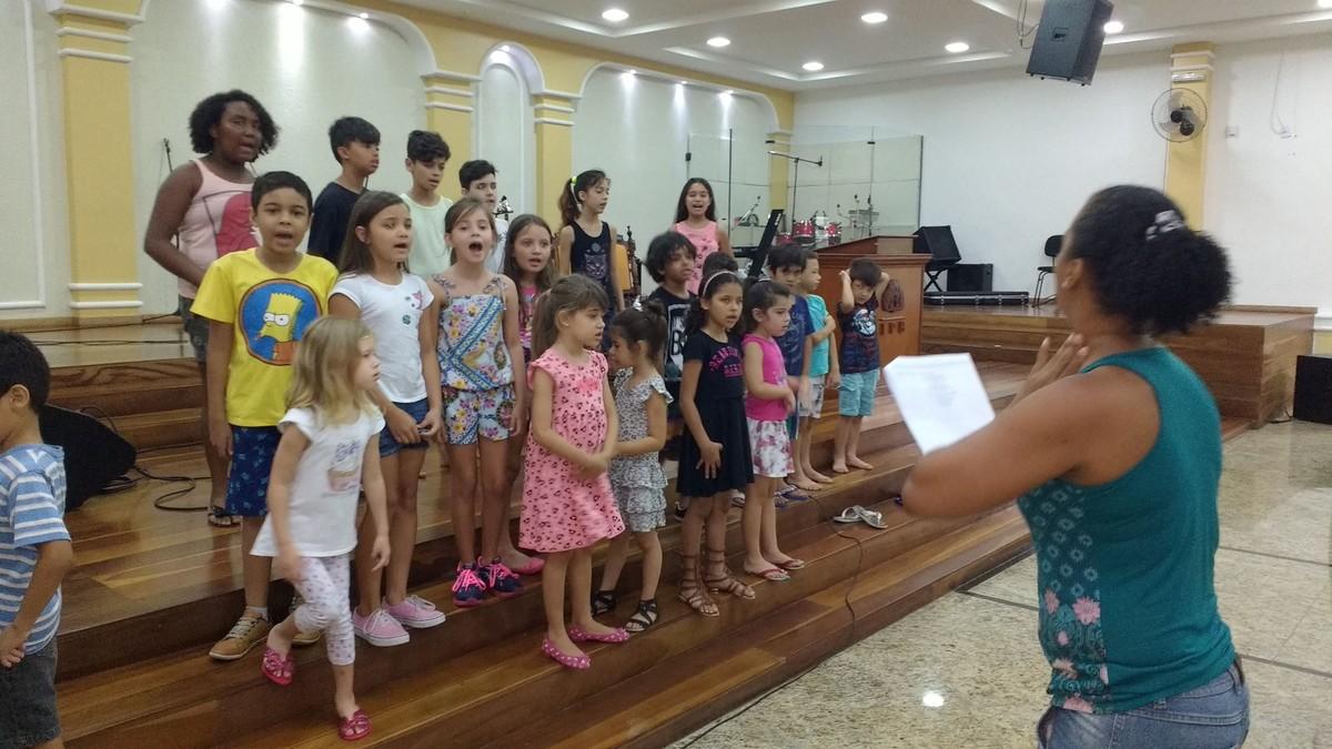 Igreja Presbiteriana de Cabo Frio, RJ, terá cantata de Natal com coral infantil neste domingo