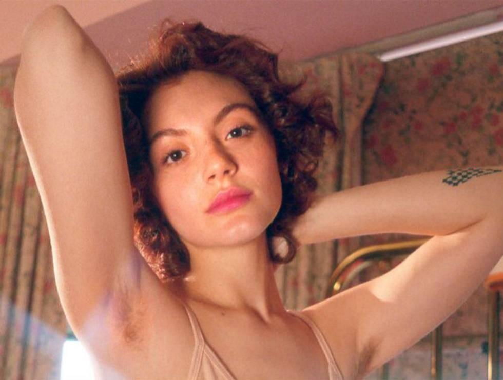 Comercial de lâmina de barbear mostra mulheres com pelos (Foto: Divulgação)