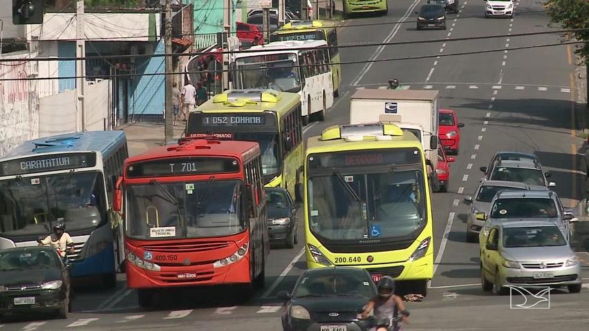Novas tarifas de ônibus entram vigor em São Luís