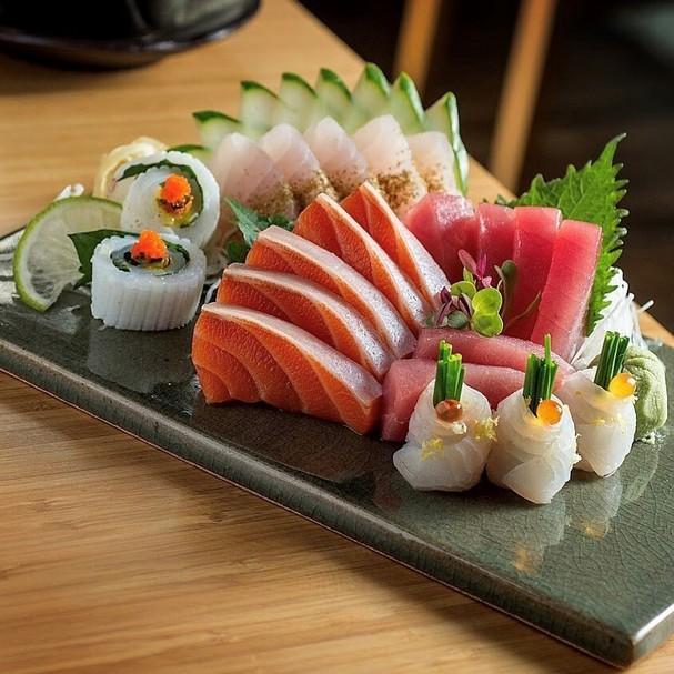 TATÁ Sushi (Foto: Reprodução)