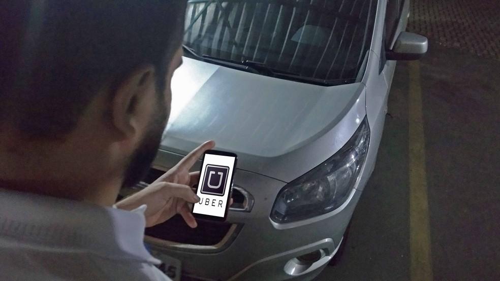 Uber começa a operar em Vitória da Conquista; app anuncia implantação em outras três cidades da Bahia  (Foto: Toni Francis/G1)