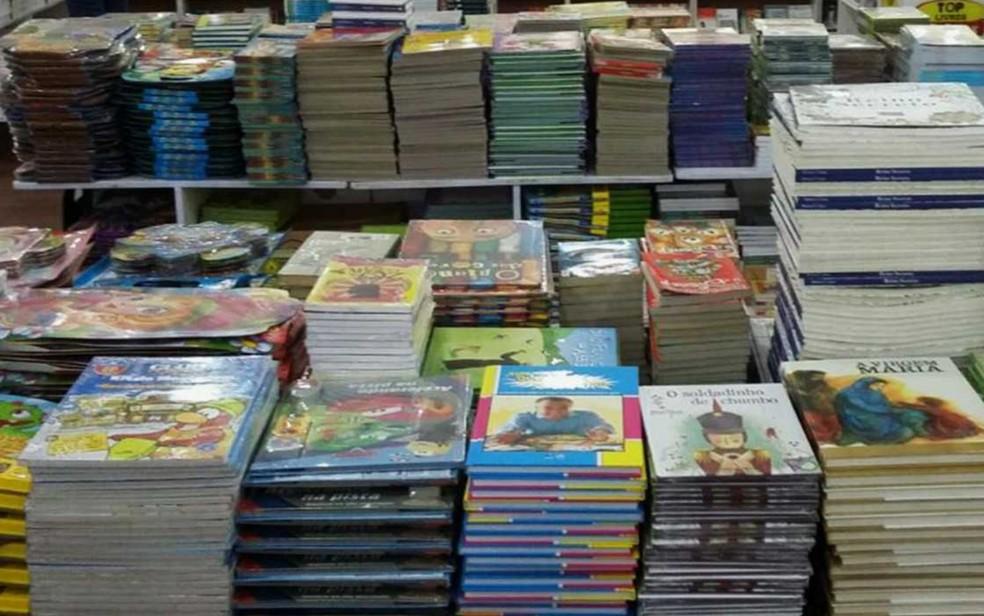 Dia das Crianças também terá mais de 20 mil livros em shopping de Goiânia (Foto: Divulgação/Araguaia Shopping)